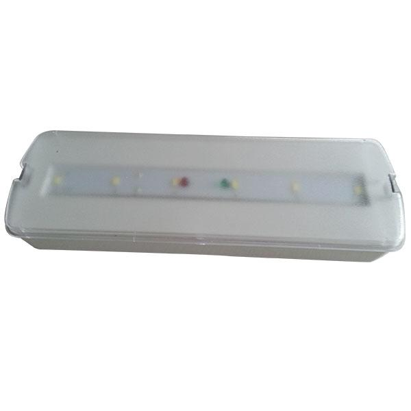 Luci di emergenza non permanenti di IP20 6pcs SMD 5730 LED 110V - 127V 50Hz/60Hz